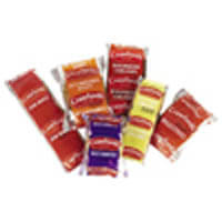 Crawfords Mini Packs Assorted Biscuits - 6 Varieties (100 Packs)