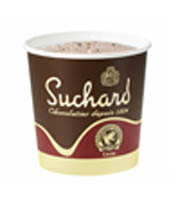 76mm Incup - Suchard Hot Chocolate (375)