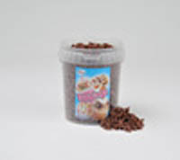 Milk Chocolate Curls 340g