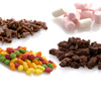 Chocolate Fruit Crispies 360g