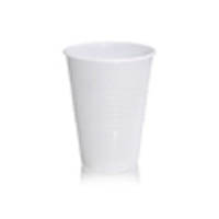 9oz Tall White Vending Plastic Cups (2000)