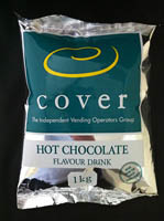 Classic Hot Chocolate for Vending 1kg Bags (10)